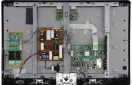 LCD TV Repair - back