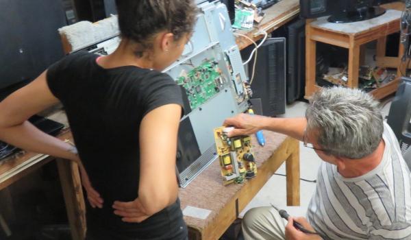In-Shop TV Repair