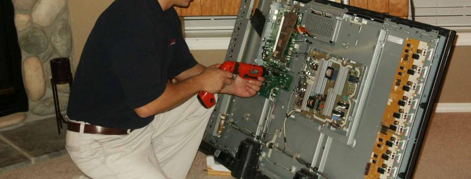 In-Home TV Repair